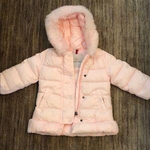 Moncler Baby Girl's puffer jacket